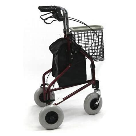 wheel rollator walker walkers wheeled karman healthcare specialty wheels inch wishlist spinlife