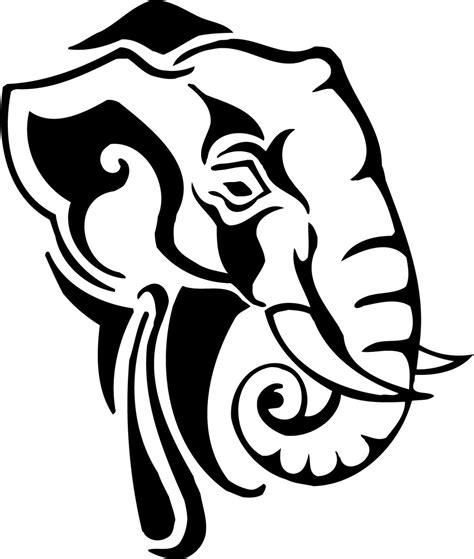 elephant vinyl decal  theonecherryblossom  etsy