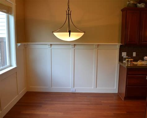 craftsman wainscoting ideas pictures remodel  decor
