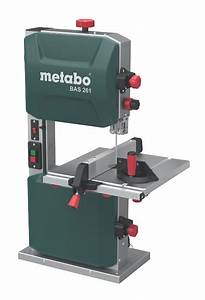 Scie à Ruban : metabo scie ruban bas 261 precision 619008000 outillage ~ Edinachiropracticcenter.com Idées de Décoration