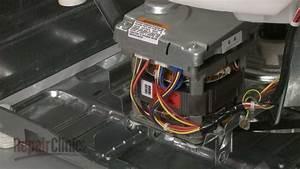Washer Drive Motor Replacement  U2013 Ge Top Load Washing