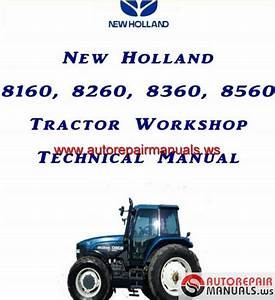 New Holland Ford Fiat 160