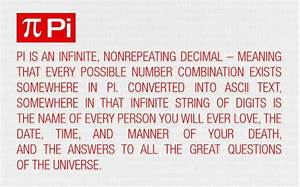 Does Pi contain all possible number combinations ...