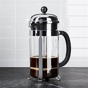 Bodum ® Chambord 34 Ounce French Press Crate and Barrel