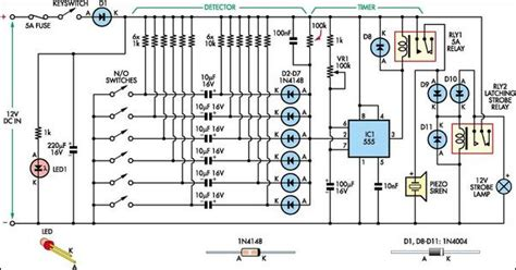 Basic Garage Wiring Diagram Legacy by Silicon Chip Circuit Notebook