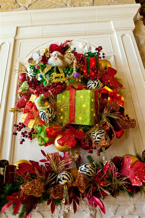 christmas wreath decorating show me decorating with mark roberts fairies show me decorating