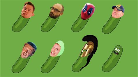 Pickle Rick Memes - the ultimate pickle rick meme compilation youtube