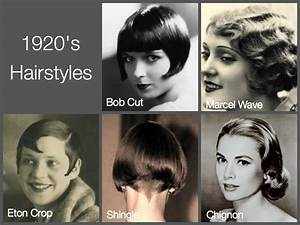 1920′s Hairstyles and the Cloche Hat | WORLD FASHION