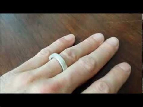 masculine wedding band ring mm wide  mm height