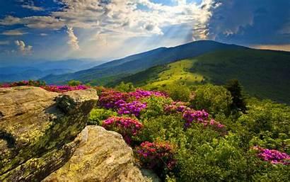 Ridge Mountains Virginia Desktop Wallpapers Nature Mountain