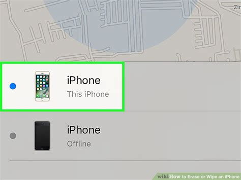 to wipe out an iphone 3 simple ways to erase or wipe an iphone wikihow