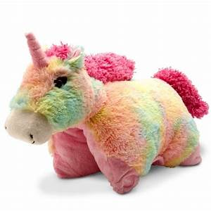 Glow Pets Rainbow Unicorn - Dream Lites Pillow Pets