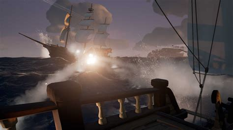 Meaning you can buy it once, and play on both xbox one and pc. New Sea of Thieves trailer shows off gorgeous visual ...