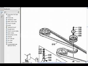 Kubota Rck Mower Parts Manuals For Rck60