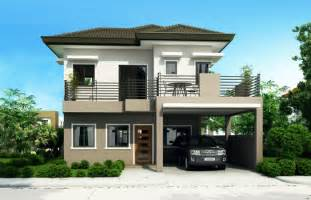 Small Two Storey House Photo by Sheryl Four Bedroom Two Story House Design