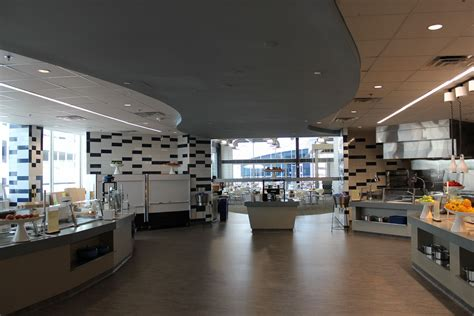 The Cafeteria of the new headquarters for Citrix Sharefile