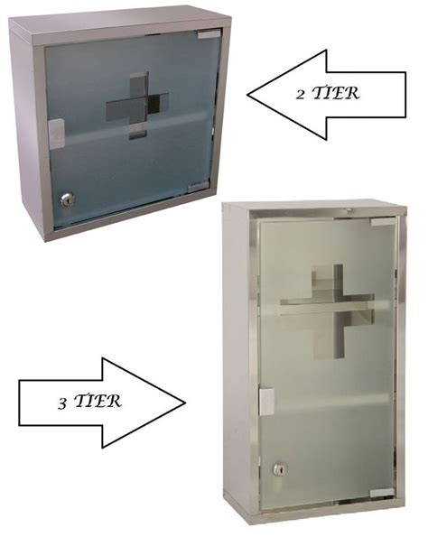 Lockable Medicine Cabinet Boots by Details About Wall Mounted Medicine Cabinet Stainless
