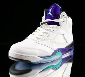 "Air Jordan V Retro ""Grape"" New Images | SBD"