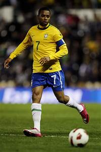 Robinho Photos Photos - Ukraine v Brazil - International ...