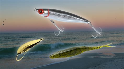 fishing surf florida anna maria lures island