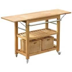 table desserte de jardin en teck huil 233 90x45x90cm grand