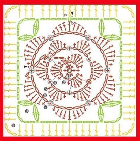 mes favoris tricot crochet mod 232 le gratuit un plaid fleur crochet pattern and how to