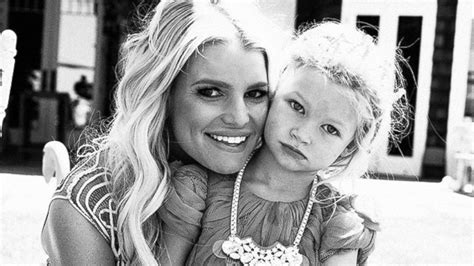 Jessica Simpson Shares Sweet Snaps Of Her Daughter And Son