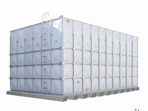 Wasserbecken Kunststoff Eckig by Grp Water Tank Al Arabia International Company W L L