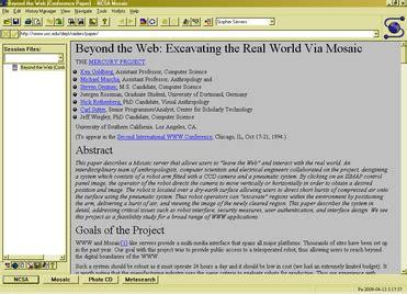 mosaic web browser wikipedia