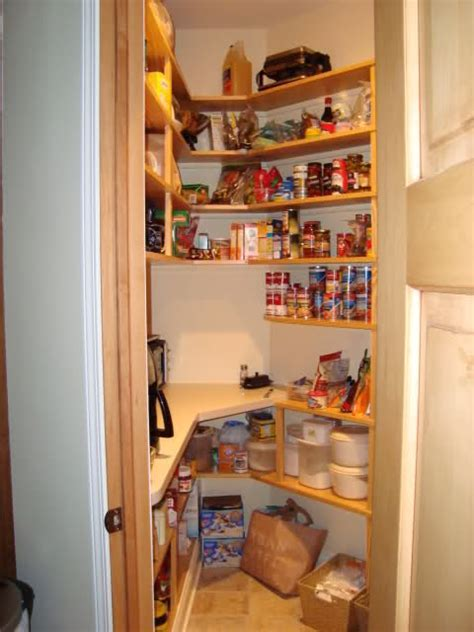 OK, I'll bite, What's wrong with a corner pantry?