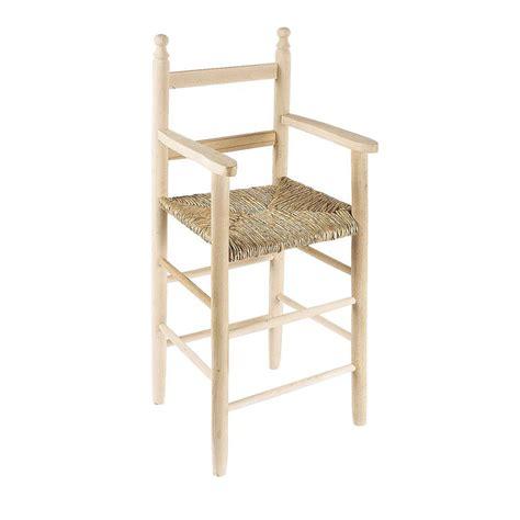 chaise pour enfants chaise haute enfant bois margaux 4451