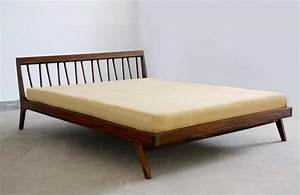 Fifties Platform Bed - Tansu Net