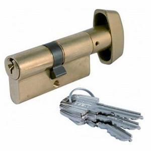 guide comment choisir son cylindre de serrure With porte de garage sectionnelle avec canon serrure