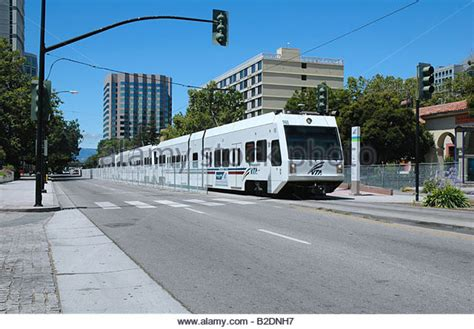 light rail san jose san jose station stock photos san jose station stock