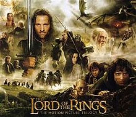 Lord Of The Rings Film Changes