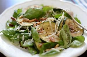 Salat Mit Zucchini : zucchini salat nach ottolenghil ffelgenuss ~ Lizthompson.info Haus und Dekorationen