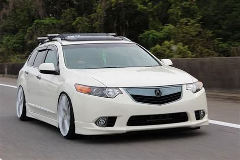 loweredwagon hf kansai sport wagon acura tsx club