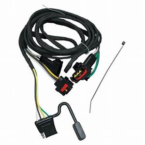 Trailer Wiring Harness Kit For 91
