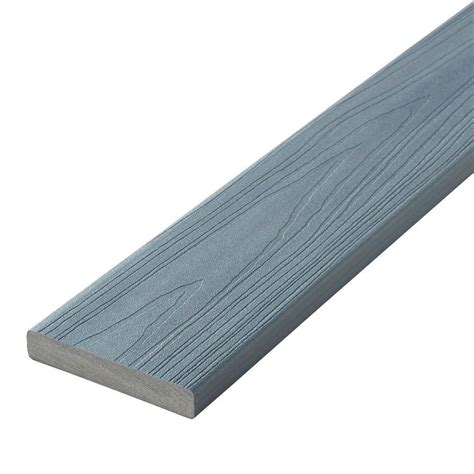 Home Depot Trex Decking Boards by Gray Composite Decking Boards Deck Boards Decking