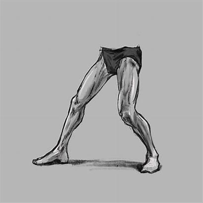 Legs Draw Step Easy Depth Gvaat Guide