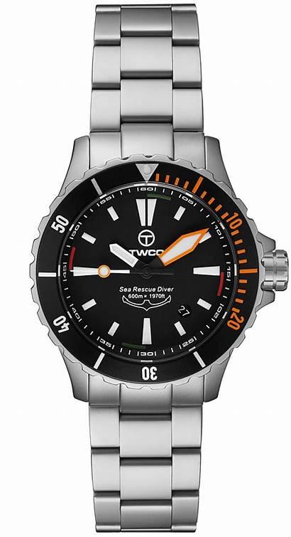 Twco Watches Sea Rescue