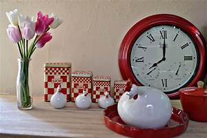 davausnet decoration cuisine poule avec des idees With objets décoratifs pour cuisine