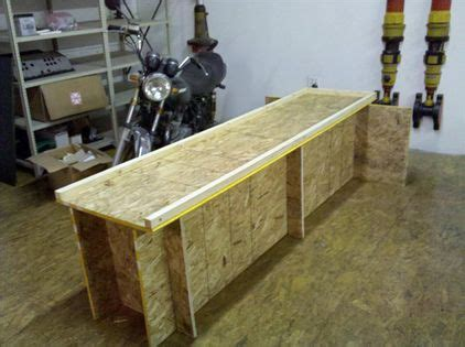 woodwork motorcycle work table plans  plans