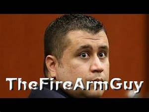 George Zimmerman Rescues a Man from a Car Wreck ...