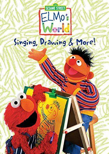Amazon.com: Elmo's World: Singing, Drawing, & More: Kevin