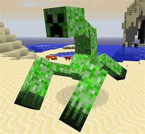 Free coloring pages of real creeper minecraft
