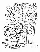 Coloring Earth Printable Cleaning Earthquake Drawing Dirty Lets Plants Getcolorings Grade Visit Getdrawings Earthday Mandala Everfreecoloring источник статьи sketch template