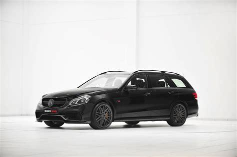 Brabus 850 60 Biturbo Based On The Mercedes E 63 Amg Estate