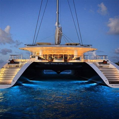 Largest Catamaran Yacht by 53 Best Images About Yachts On Pinterest Instagram