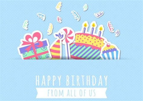 birthday card designs examples  psd ai